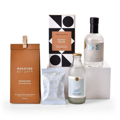 The Gin Lover Gift Box