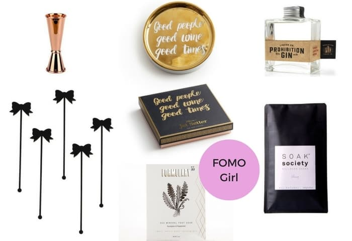 Valentines day gifts for someone with FOMO