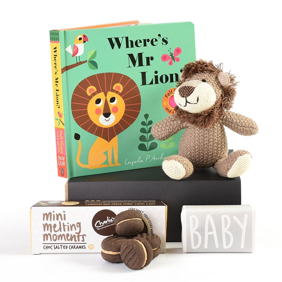 Mr Lion Baby Gift Hamper